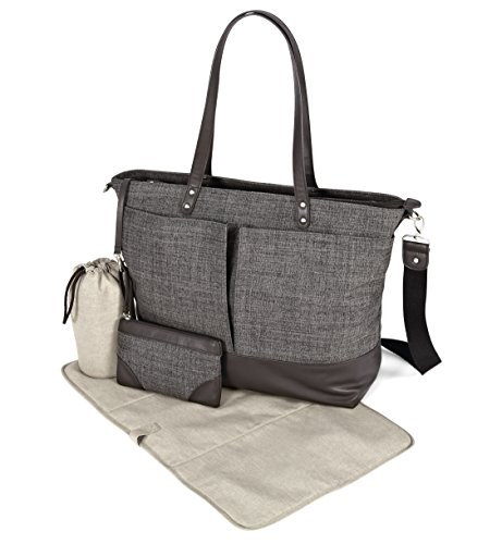 Mamas & Papas Donya bolso cambiador (marrón)