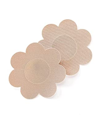 Fashion Forms Lace Breast Petals (555) one size/Nude at Amazon ...