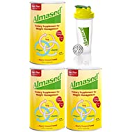 Almased Meal Replacement Shake - Plant Based Protein Powder - Shake for Weight Management