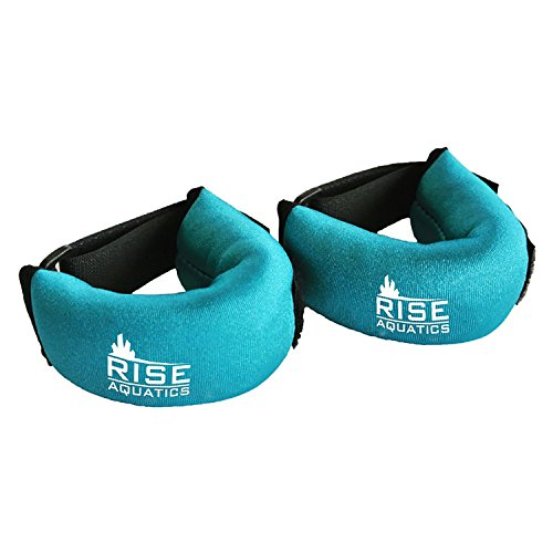 Rise 2 Pound Water Fitness Wrist Weights