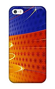 Diushoujuan Christmas Abstract Hd Back Case/cover For ipod touch4