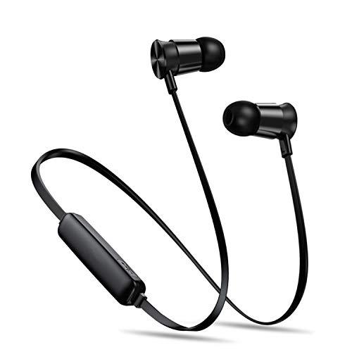 Wireless Earphone Bluetooth Headphones for Phone iPhone Xiaomi Mi Ipx5 Wireless Headset Stereo Earpiece Earbuds Black
