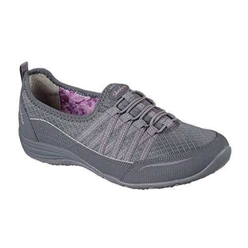 Skechers Unity Go Big Women's Casual Sneakers Charcoal 8.5