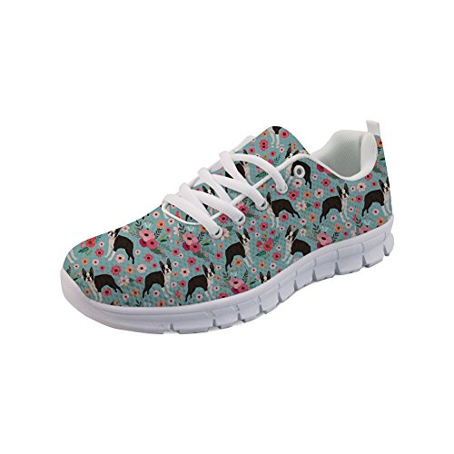 Sport Color Showudesigns Animal Sneaker Shoes Running 5 Fashion Lightweight Pattern Women's qgOIU