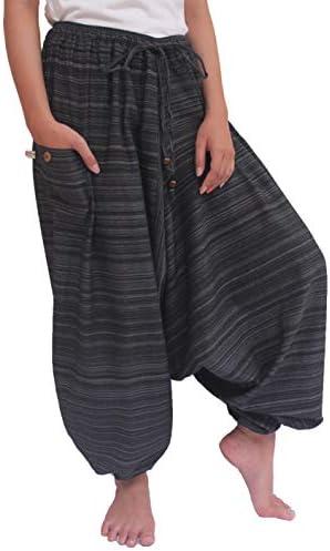 ChiangmaiThaiShop Cotton Baggy Aladin Harem product image