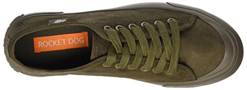 Rocket Donna Dog Sneaker Jumpin Army Green r1SrqfYg