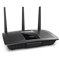Linksys AC1900 Dual Band Wireless Router, Works with Amazon Alexa (Max Stream EA7500)