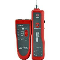 NF801R DOSS Multifunction Cable Detector Cable Tracer LAN Tester Check Continuity of LAN Cables Check Continuity of LAN…