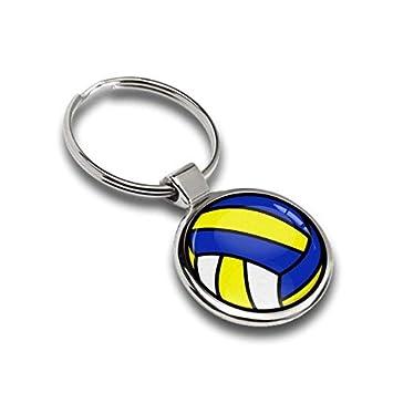 Llavero Deporte Voleibol Sport Volleyball Bola de metal ...