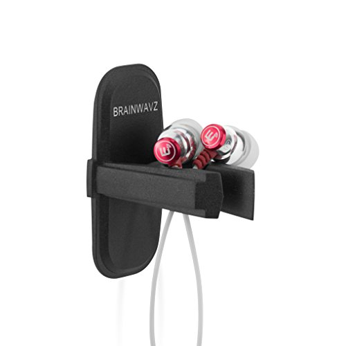 Brainwavz Krudul Duo Earphone Storage Management System Hanger