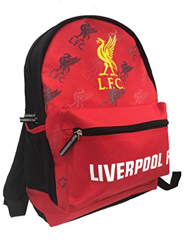Liverpool FC Official Licensed Team Backpack by Icon Sports by Icon Sports