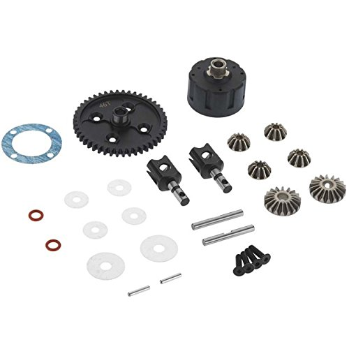 Associated Complete Differential - Associated 81358 Complete Center Diff V2 Nitro