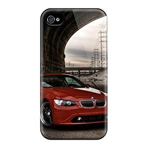 Hot Tpye Red Bmw Cases Covers For Iphone 4/4s