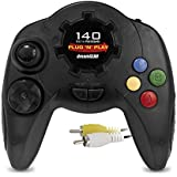 dreamGEAR Universal Plug n Play Controller with 140 Games (not machine specific)