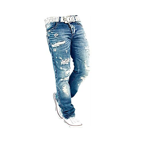 cd3c6e047ff4cd great canflashion fashion men redbridge by cipo baxx herren jeans hose  destroyed denim pant blue with cipo baxx jeans herren