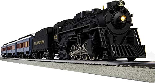 Lionel The Polar Express Electric O Gauge Model Train Set w/ Remote and Bluetooth Capability (Lionel Polar Express Remote Train Set O Gauge)