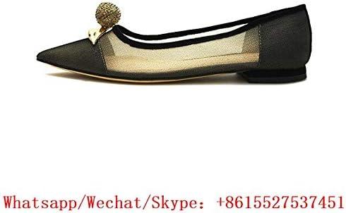 SAKLHFD Brand Designer Women Flats