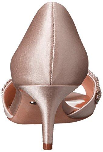 Badgley Mischka Women's Barclay D'Orsay Pump Ivory visa payment cheap price N6VmP
