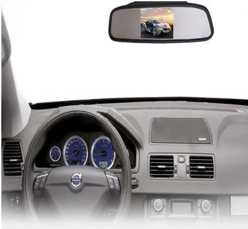 Sonline Car Rear View 4.3 TFT Color LCD Mirror Monitor F Car Reversing Rearview Camera