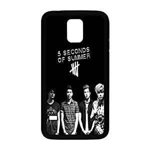 5 SECONDS OF SUMMER Phone Case for Samsung Galaxy S5 by runtopwell