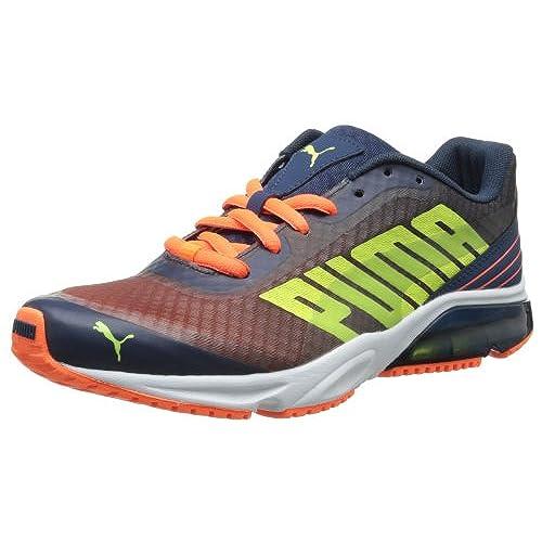 PUMA Men's PowerTech Defier Fade Running Shoe