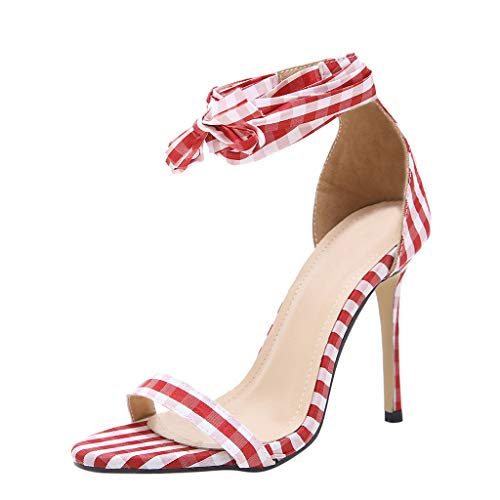YOcheerful Summer Women Shoes,Women Pointed Toe High for sale  Delivered anywhere in USA