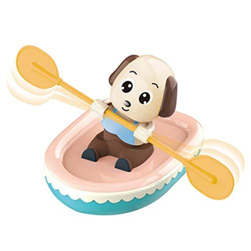 OrchidAmor New Baby Kid Clockwork Boat Ship Play Water Bathroom Bath -
