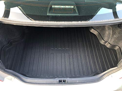- Laser Measured Trunk Liner Cargo Rubber Tray for Toyota Camry 2012-2017