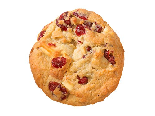 Davids Cookies Cranberry White Chocolate Chunk Cookie Dough, 1.5 Ounce — 213 per case.
