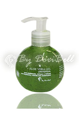 By DoriBell ® Gel Aloe Vera 99, 9% Corporal 150ml.