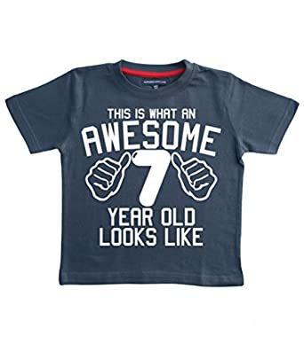 This what an awesome 7 year old looks like navy boys 7th for 7 year old boy shirt size