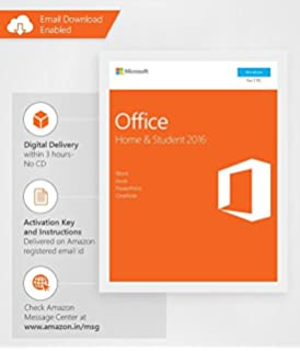 recover microsoft office 2016 product key