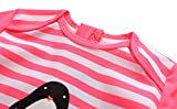 Kids All-in-One Sun Protection Wetsuit Baby Girl