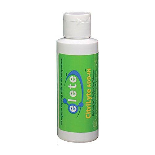 Elete CitriLyte Add-In Refill Bottle 4 oz (Elete Refill)
