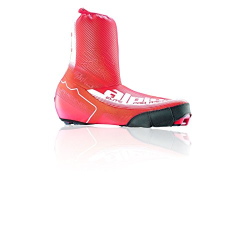 Alpina Race Elite Overboots - 38 - Red by Alpina