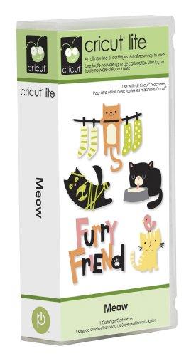 Cricut Lite Cartridge Meow by Cricut