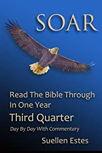 Soar: Read The Bible Through In One Year, Third Quarter (Volume 3)