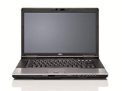 FUJITSU LIFEBOOK E751 Laptop, Intel Core I7 2620M Upto 3.4GHz, 8G DDR3, 480G SSD, DVD, WiFi, VGA, 15.6inch Screen, Win 10 64 Bit-Multi-Language Suppport English/Spanish/French(CI7)(Renewed)