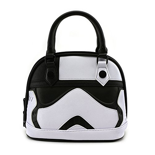 Loungefly x Star Wars: The Last Jedi Executioner Trooper Mini Dome Bag by The Last Jedi