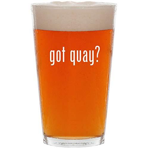 got quay? - 16oz All Purpose Pint Beer ()