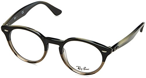 Eyeglasses Ray-Ban Optical RX 2180V 5571 GRADIENT STRIPED - Ray Rx Bans
