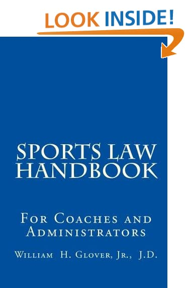 Sports Law and Regulation Cases Materials and Problems Aspen Casebook