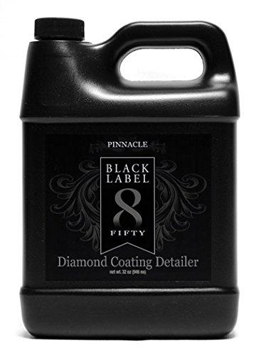 Pinnacle Black Label Diamond Coating Detailer 32 oz