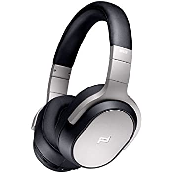 kef porsche design. kef porsche design space one wireless over-ear noise cancelling bluetooth headphones kef