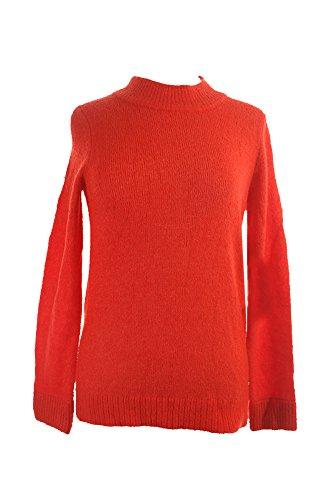 - Tommy Hilfiger Women's Mock Turtleneck Sweater, Poppy Red, Medium