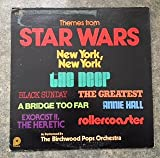 Themes for Star Wars New York, New York the Deep- Black Sunday- The Greatest- A Bridge to Far- Annie Hall Performed By the Birchwood Pops Orchestra