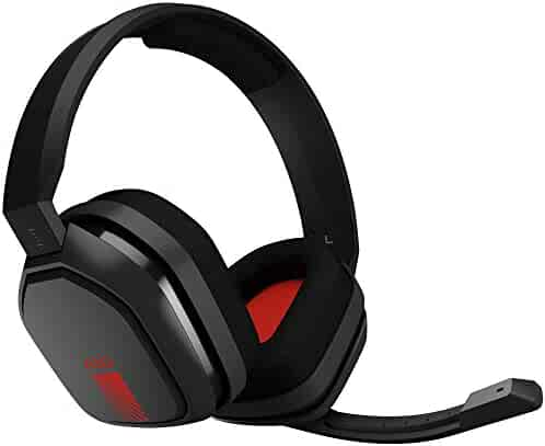 ASTRO Gaming A10 Gaming Headset - Black/Red - PC