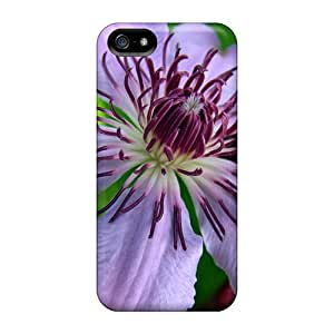 Protective Cases With Fashion Design For Iphone 5/5s (exotic Beauty)