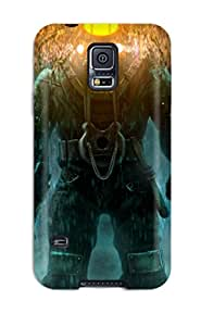 Waterdrop Snap-on Bioshock 2 Case For Galaxy S5 4627503K80349962