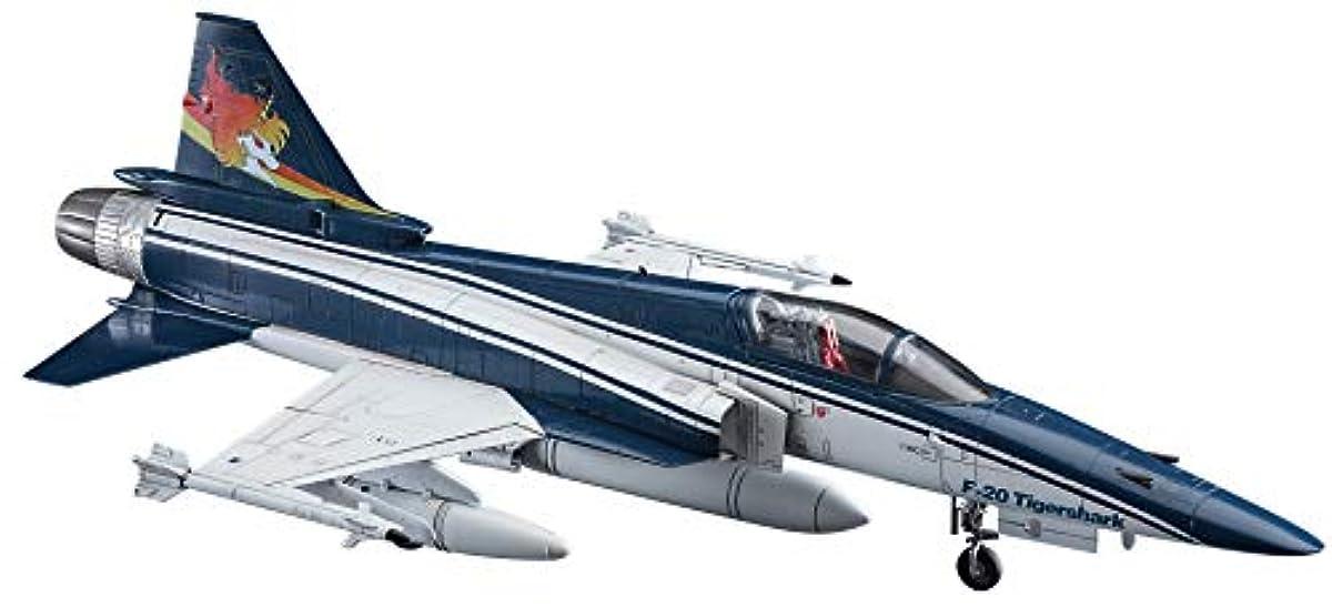 [해외] 하세가와 creator 워크스 시리즈 에리어88 F-20 타이거 샤크 카자마진 1/48스케일 프라모델  64771